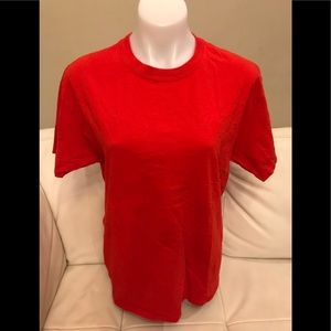 Men's Gildan Red T-Shirt